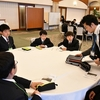 【中学校】オリエンテーション合宿3日目