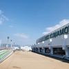 世界第8位の評価!熊本空港・国内線ターミナル★4月7日から3年間、仮設のプレハブ棟へ……