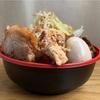 【 ダイナマイトキッチン  】デカ盛りお弁当屋さんの 二郎系弁当‼️