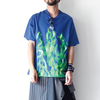 TENDER PERSON - FLAME PATTERN TEE FOR K -