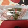 水曜日 日本橋屋長兵衛の桜餅・・・・ おやつしか 見てませんね ふくすけ