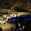 洞川温泉のつり橋・鍾乳洞 - 第62回イギリス研究会(2)