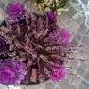微かな花の香