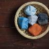 福島の刺子織