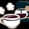 朝一のコーヒー