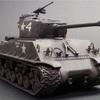 ホビーボス 1/48 アメリカM4A3E8 シャーマン 朝鮮戦争 製作日記 その2 塗装編