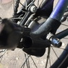 PAS CITY-Xの後輪ハブナット、シマノ内装3段用 左ハブナット(15mm) Y33S23000を交換