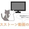 doordoorの動画投稿活動について