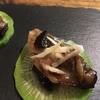 牡蠣のオイル漬け 大根カナッペ