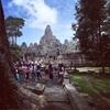 #アンコールワット個人ツアー(599) #南大門とバイヨン寺院はおすすめです。