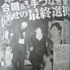 有働由美子アナ争奪戦を制したのはマツコ所属事務所!脇汗が臭い?浜松社長との結婚は?スッピンがブサイク?