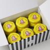 輪島プリンの新しい味は「アマビエ」、、、もとい「ゆず&ビタミンC」!