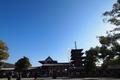 人生のやりなおしをさせてくれた街、大阪「四天王寺」