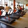 ヨガもOK。充実のトレーニングルームあり。ジャカルタのホテル「アリラジャカルタ」