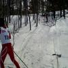 全日本スキーオリ、ロング3位