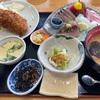 久しぶりにハーレー 3 台でランチツー、三浦海岸の「地魚料理 松輪」でお刺身と黄金アジフライを頂いた! #グルメ #食べ歩き #ツーリング