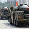 北朝鮮ミサイル、1千キロ飛ぶ 奥尻沖200キロに落下