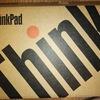 おっさん、新しいノートパソコン「Thinkpad E595」を購入する