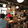 新宿の瓦カフェにて可愛いお子さんに癒されまくりランチ!