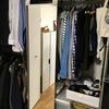 【IKEA】扉に掛ける鏡をスチールラックに