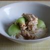 39冊目『おうちで食べようクイック麺』から初回はささ身と青梗菜のあえそうめん