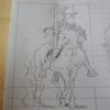 絵を描くのは疲れる・・・