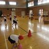 1年生:体育 的当てゲーム