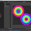 Blender2.8で頂点カラーをテクスチャにベイクする