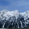 GW 北ア随一の展望地 蝶ヶ岳から穂高連峰を望む