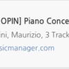 [おすすめ クラシック音楽 ]ショパン ノクターン8番