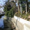 多摩川の河口へ