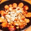 今日の夕食『フライパンでチーズタッカルビ』