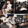 京都府立山城高等学校でハテナソン授業を行いました(21 Apr 2018)