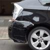 トヨタ プリウス 右後ろ回りの板金塗装での修理、完了しました!