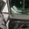 自動車内装修理#169 ホンダ/オデッセイ ドアトリムビス穴+ハンドル凹み跡