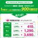 【期間限定】mineo(マイネオ)の音声SIMが月410円で使える大・大盤振る舞い12ヶ月900円割引キャンペーン開催中!