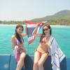 ブルーブルーブルーなラチャ島でダイビング!