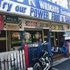UK WILDCATS 高井田本店 ぶつ切りポーク&オニオン甘辛みそからめライスプレートを食べた