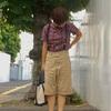 今日の服|真夏のトラッド&ワークスタイル