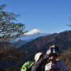 紅葉とグルメと温泉ということで丹沢大山へ