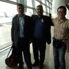 シェレメーチエヴォ空港で出会ったトルコの人たち