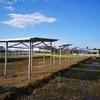 睦沢町上市場1号発電所の工事進捗状況について