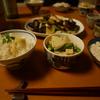 2017年4月24日(月)夕食