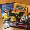 絵本紹介:RICKY RICOTTA'S MIGHTY ROBOTシリーズ