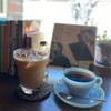 愛媛・松山【Cafe Bleu(カフェ ブルー)】ジャジーな空間でムーディーなコーヒーを