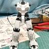 <MGEX RX-0 ユニコーンガンダム Ver.Ka>を作る(5)