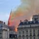 ノートルダム大聖堂の炎上に結構ショックを受ける。そして、法隆寺は大丈夫なのか!?