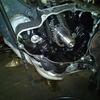 #バイク屋の日常 #ヤマハ #TW200 #エンジンオーバーホール #カムチェーン