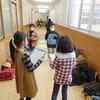必修クラブ① 3年生が見学