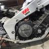 油圧クラッチエア抜き   FZR1000